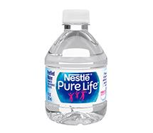 nestle pure life purified water 169 fl oz plastic