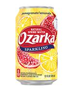 Ozarka Sparkling 12oz Can Pomegranate Lemonade
