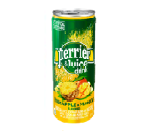 Perrier + Juice 330ml Mango Pineapple