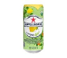 SANPELLEGRINO 250ML Sparkling Lemon & Tea