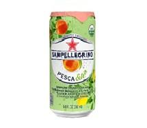 SANPELLEGRINO 250ml Sparkling Peach & Tea