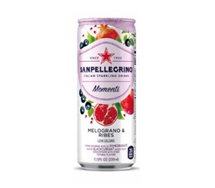 SANPELLEGRINO Momenti 330ml Pomegranate & Black Currant