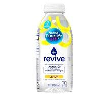 Nestle Pure Life Plus 20oz Lemon